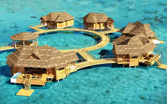 Blog Over The Water Bungalow